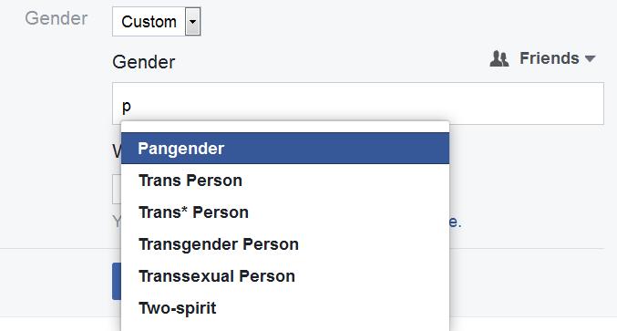 политкорректность и трансгендеры
