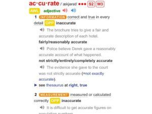 мои любимые монолингвальные словари